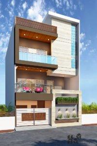 Hasmukhbhai's Residence