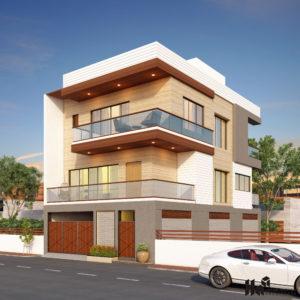 Ashwinbhai's Residence