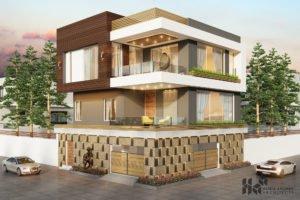 Ranjitbhai' Residence