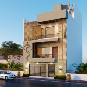 Jaydeepbhai's Residence