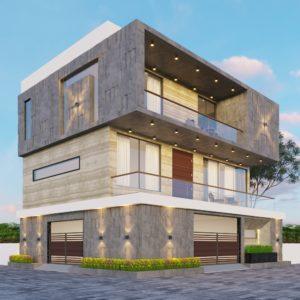 Niteshbhai anghan's residence