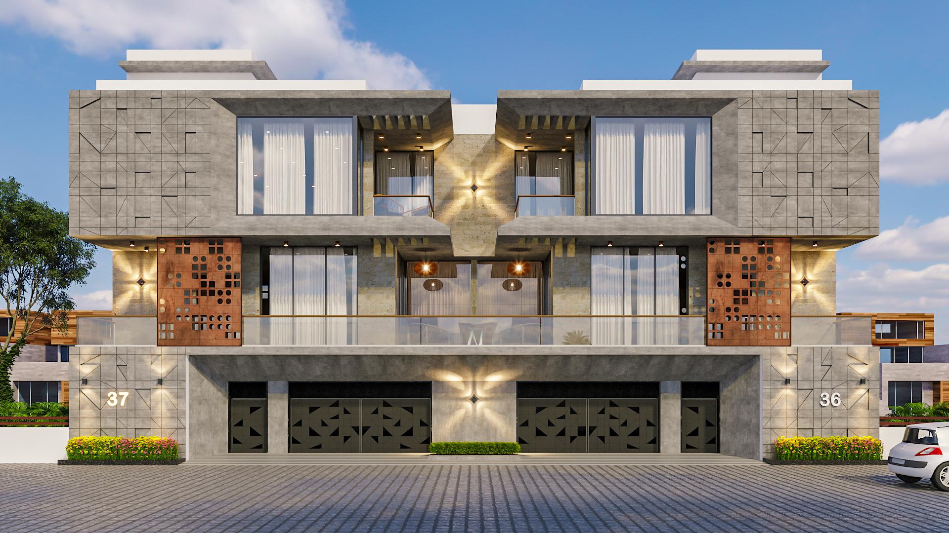 Sutariya's house…