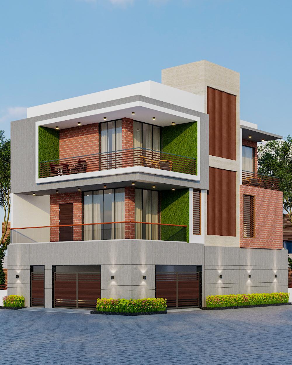 Ranchodbhai's Residence